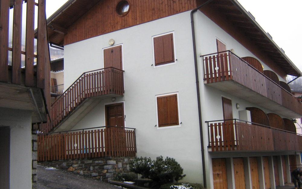 Appartamento trilocale a Monno