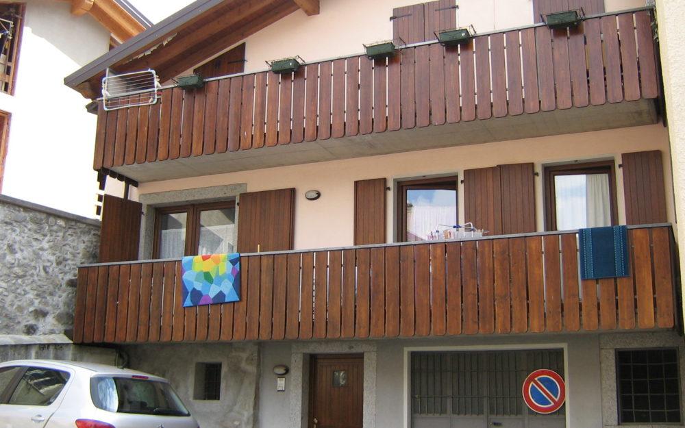 Appartamento trilocale mansardato a Vezza d'Oglio