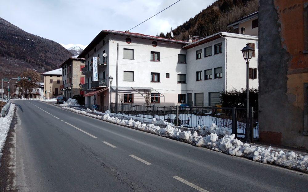 Appartamenti bilocali, trilocali a Incudine
