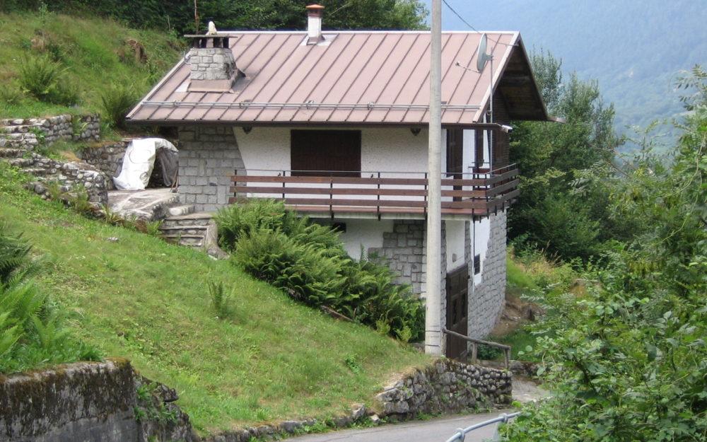 Villa indipendente a Vezza d'Oglio
