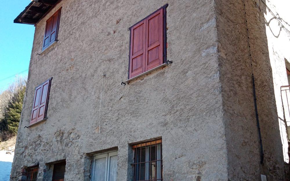 Casa singola a Incudine