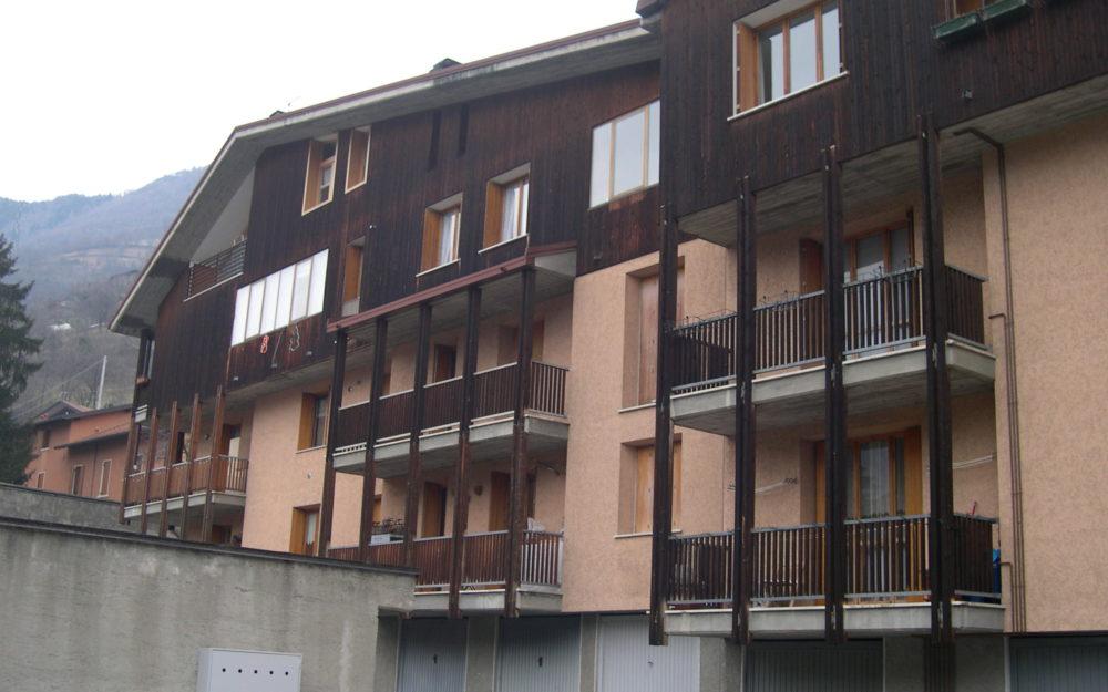 Ampio appartamento con box e cantina